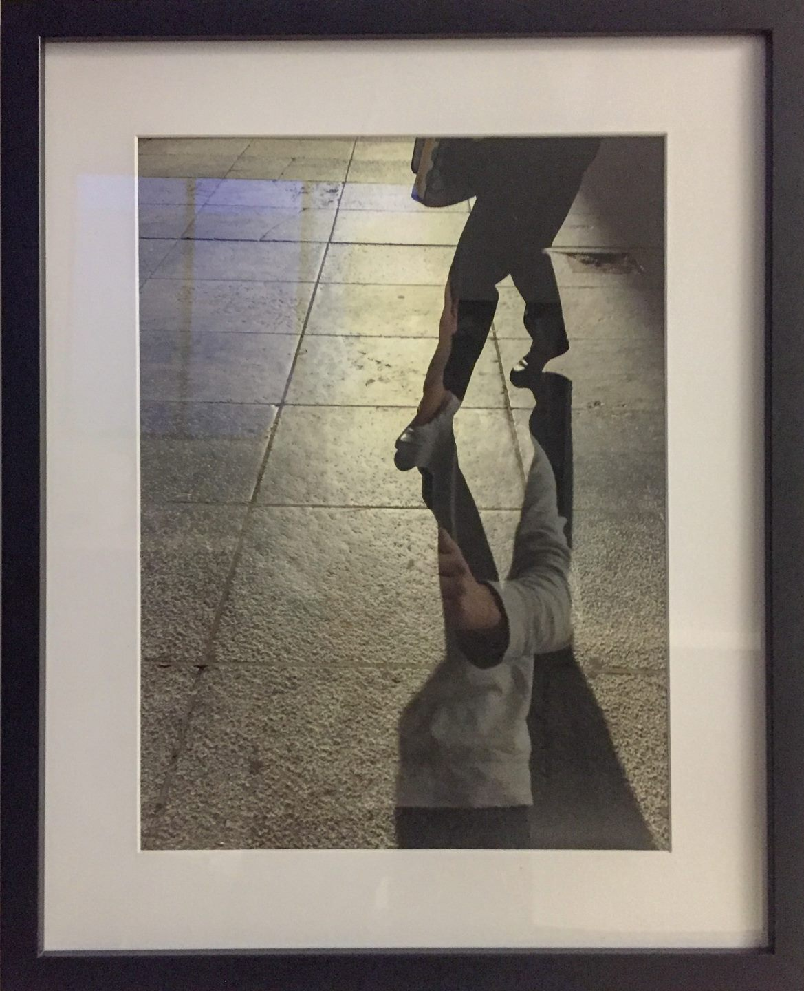 """Bob Fahey - """"Walking to work"""" For Sale: $175"""