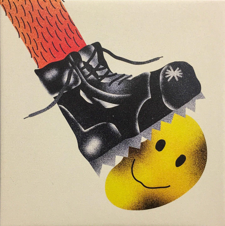 "Dean Liebau - ""Just Keep Smiling"" @deanliebau  For Sale: $150"