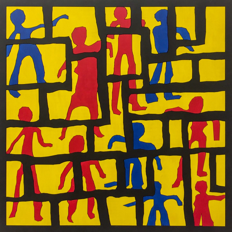 "Scott Brown - ""Dancers"" For Sale: $5,093.10"