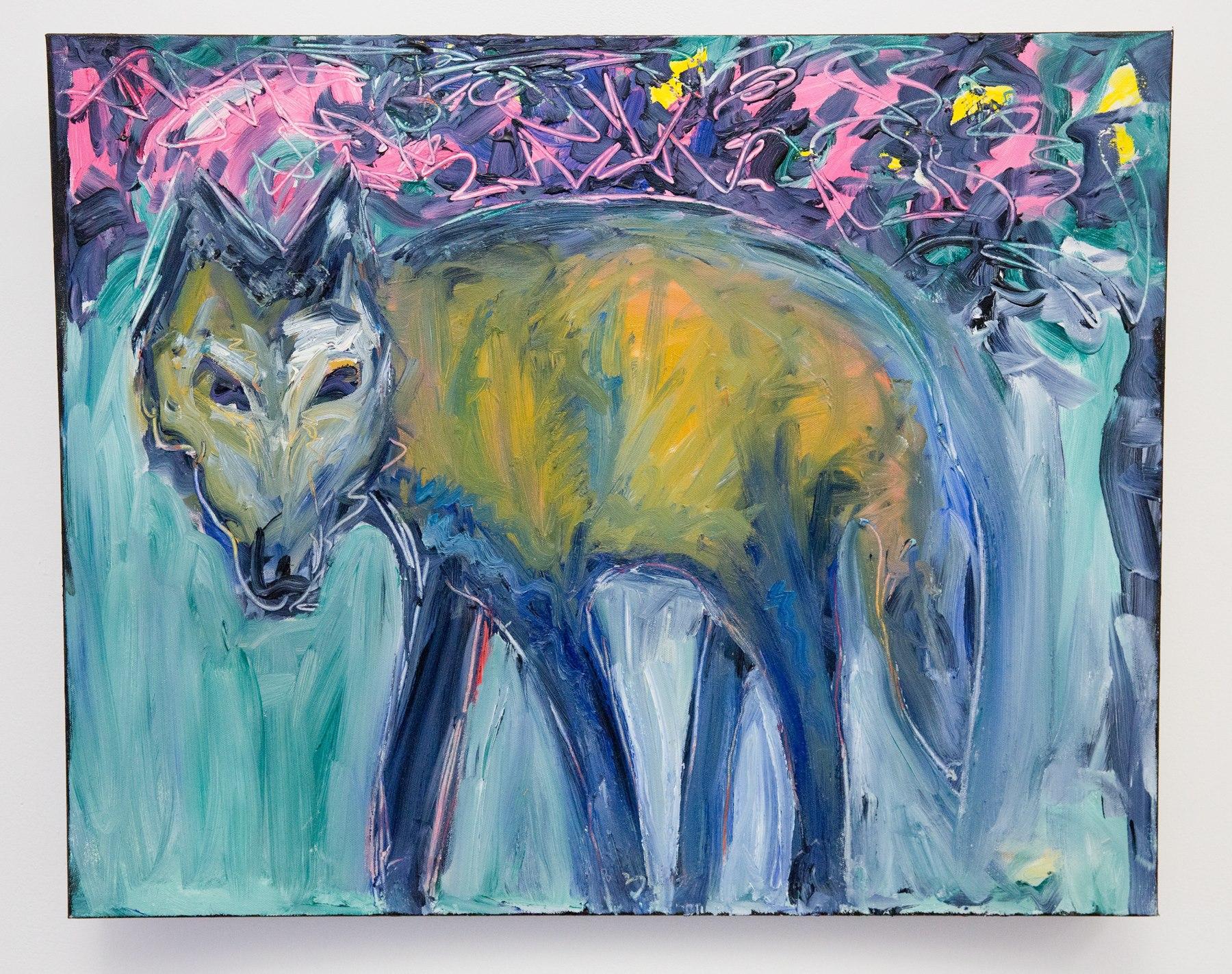"Linda Dulleba - ""Painting"" For Sale: $500"