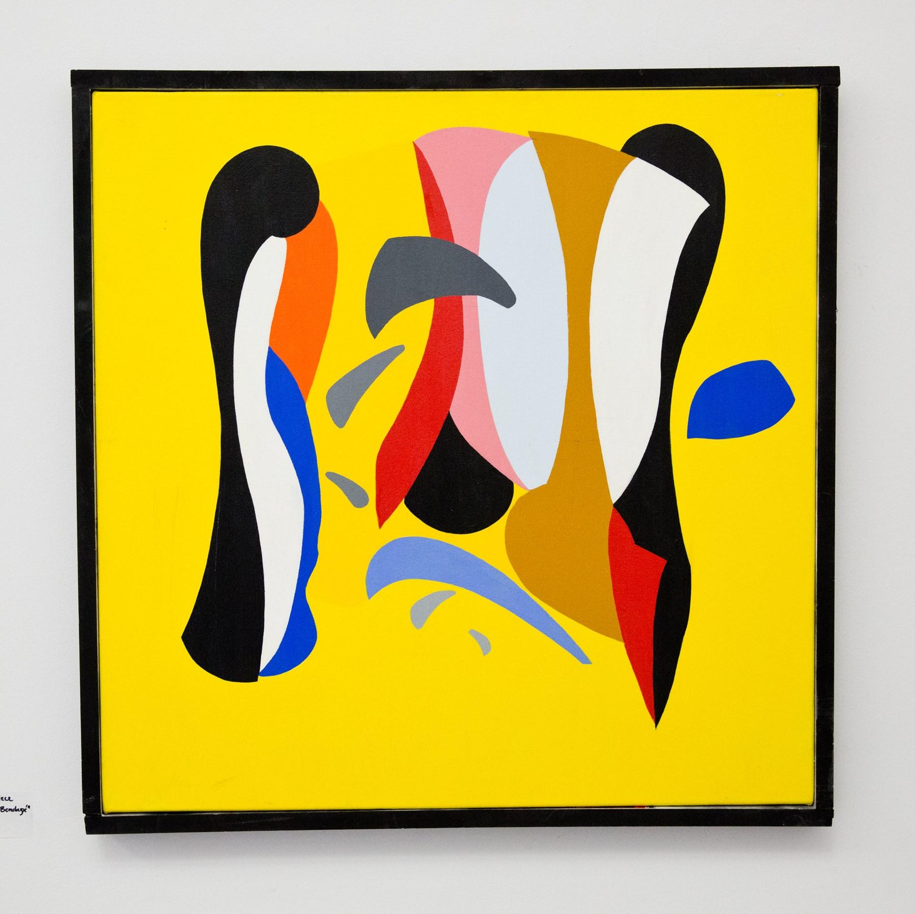 """Mr. Masterpiece - """"Penguins In Bondage"""" For Sale: $1,200"""