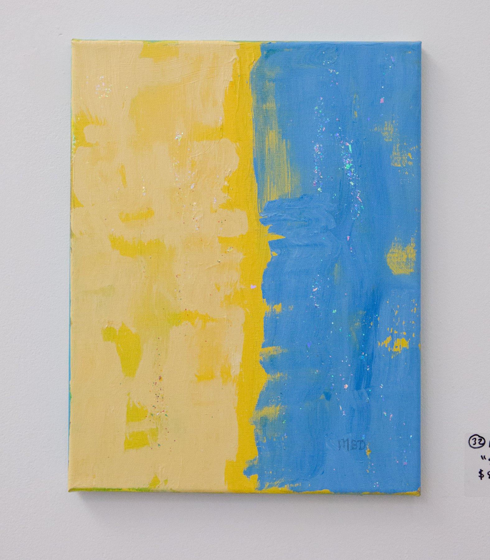 "Martin Desall - ""Spring"" For Sale: $80"