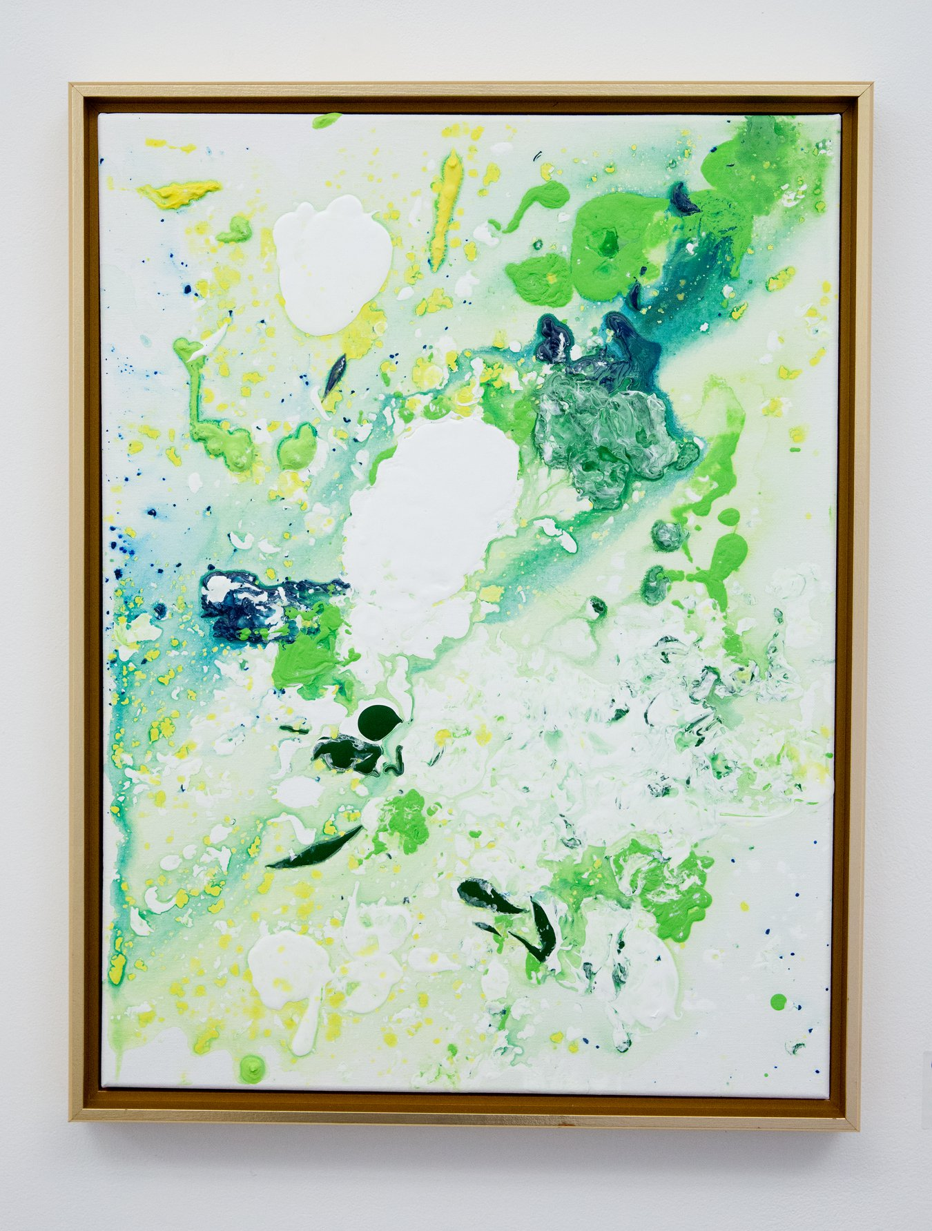 "August Shapiro - ""Algae"" Not For Sale Insta: @augustemersonpainting"
