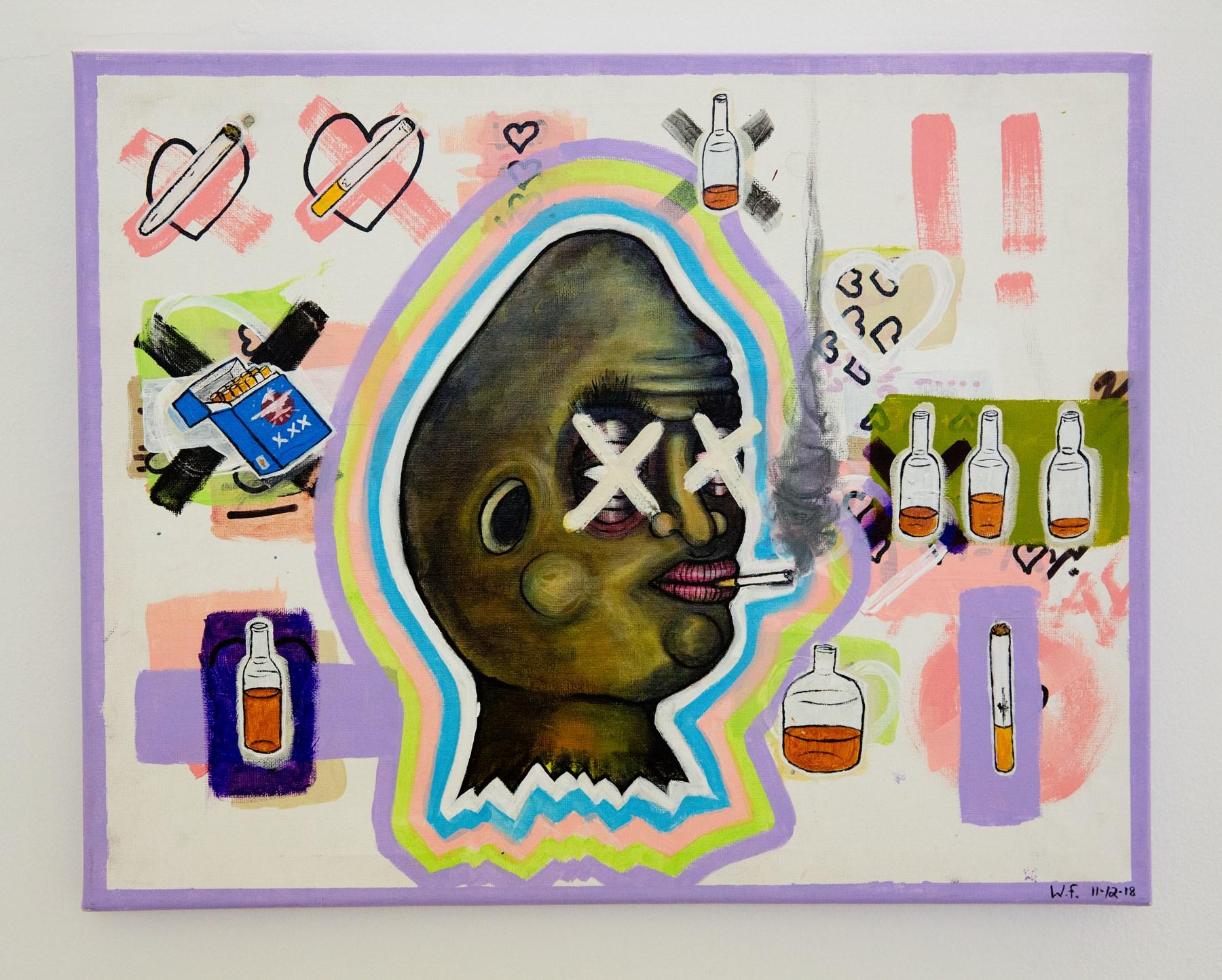 "Wyatt Fedora - ""Lore Gourd & Cover up"" For Sale: $3,000 OBO Insta: @1800KushNow"