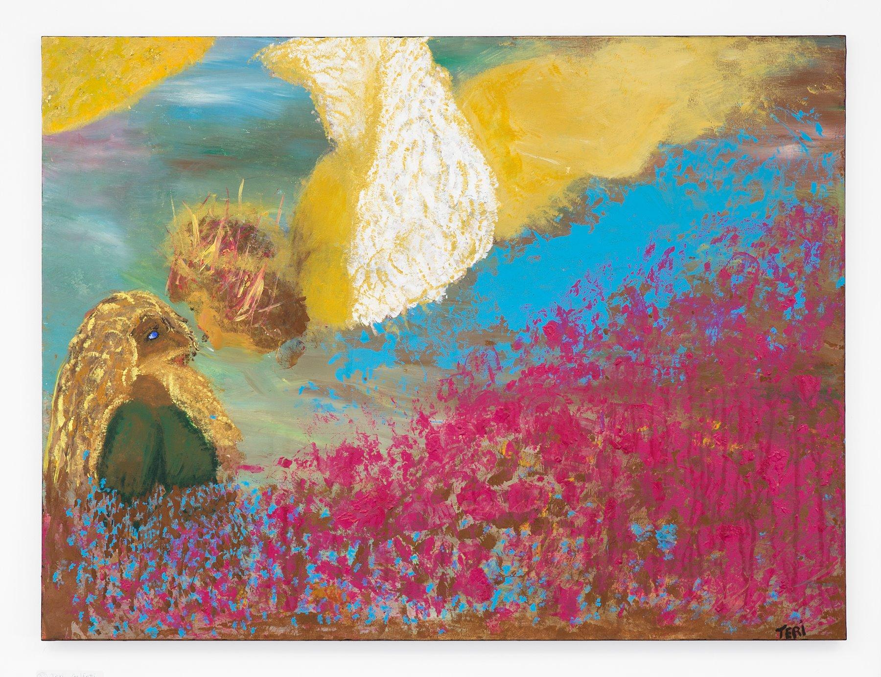 "Teri Galfetti - ""Genesis 6:2"" For Sale: $1500"
