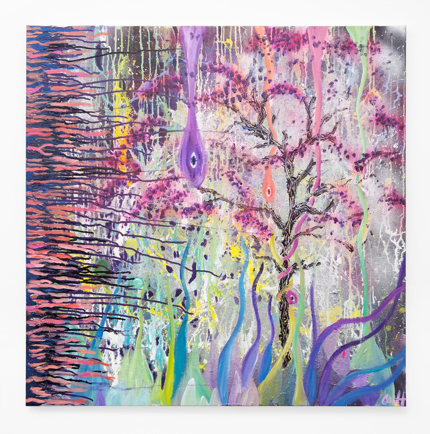 "Alaina Hall - ""Glitter Catastrophe"" Insta: @the.vtestagram NFS"