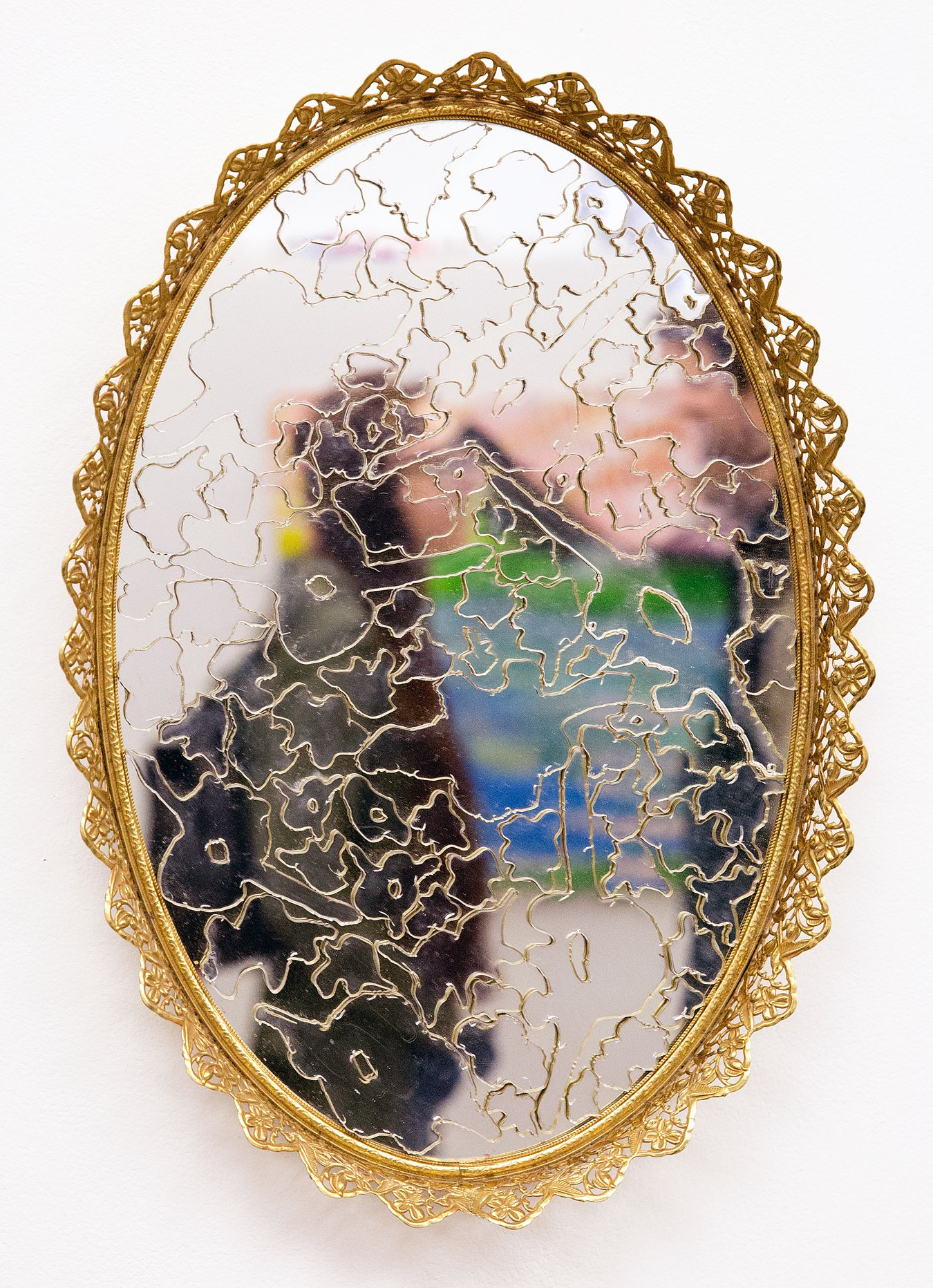 "Third Place (tie) Lydia Kern - ""Seeing through"" Insta: @lydeia  NFS"