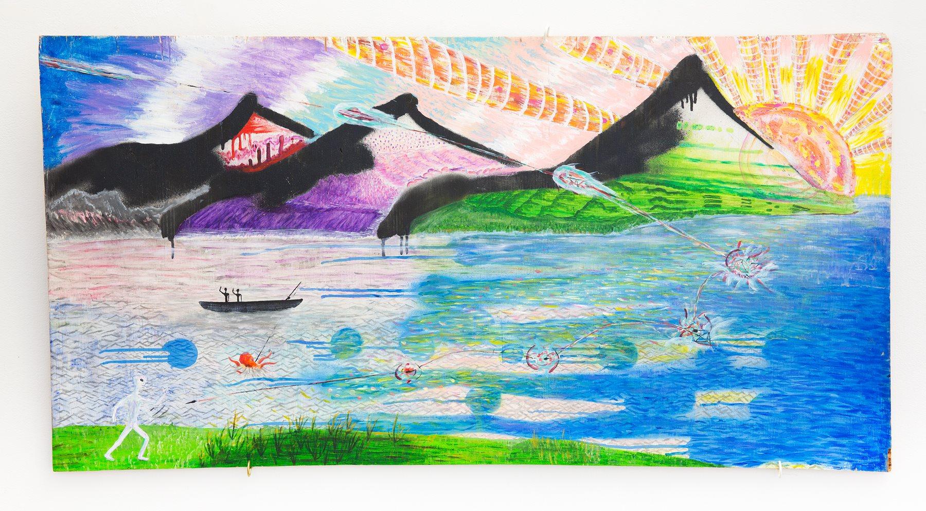 "John Clark - ""Voyage"" For Sale: $700"