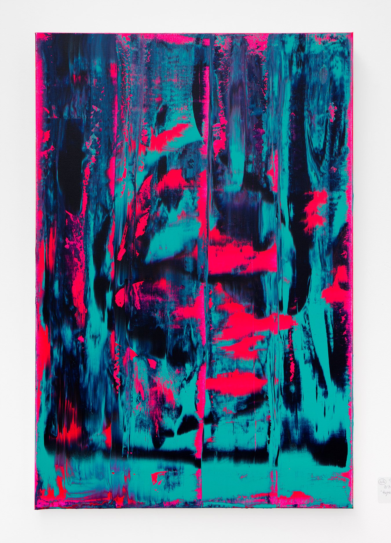 """Stephen Sharon - """"Hyper nation breakout"""" Insta: @stevesharonart  For Sale: $350"""