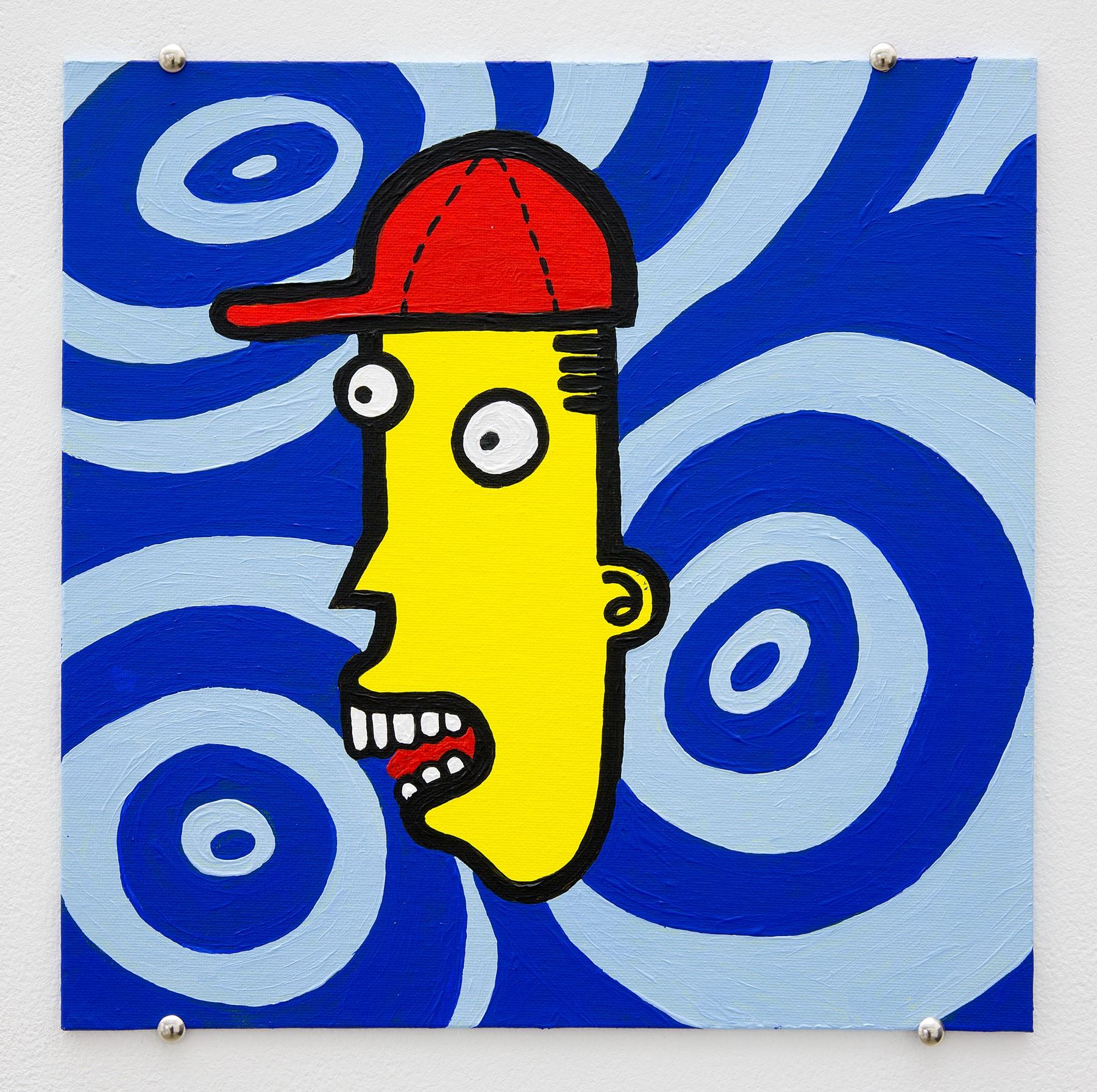 "Brendan Lynch - ""Portrait Study No. 1"" Insta: @brendanlync.h  Not For Sale"