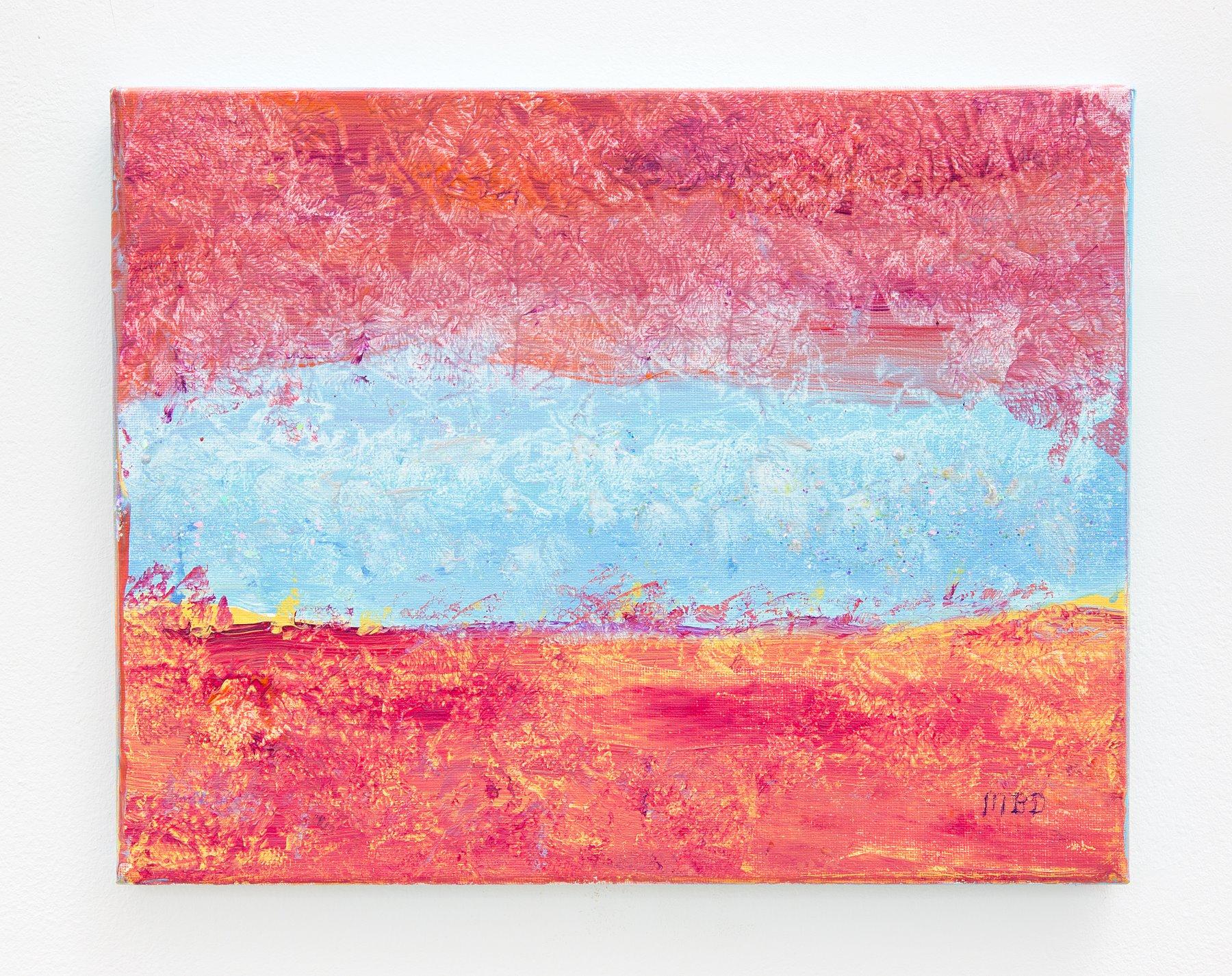 """Martin Dessah - """"River Dreams"""" For Sale: $80"""