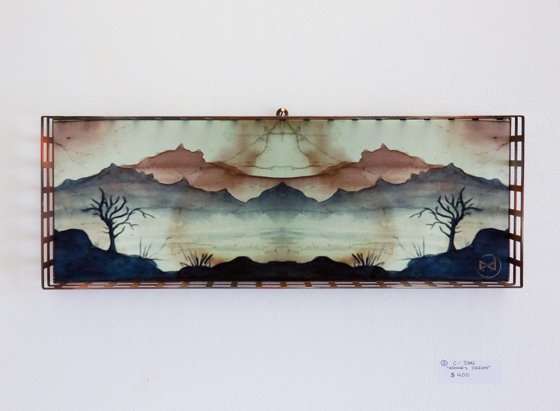 "C-Dan - ""Adina's Dream"" For Sale: $400"