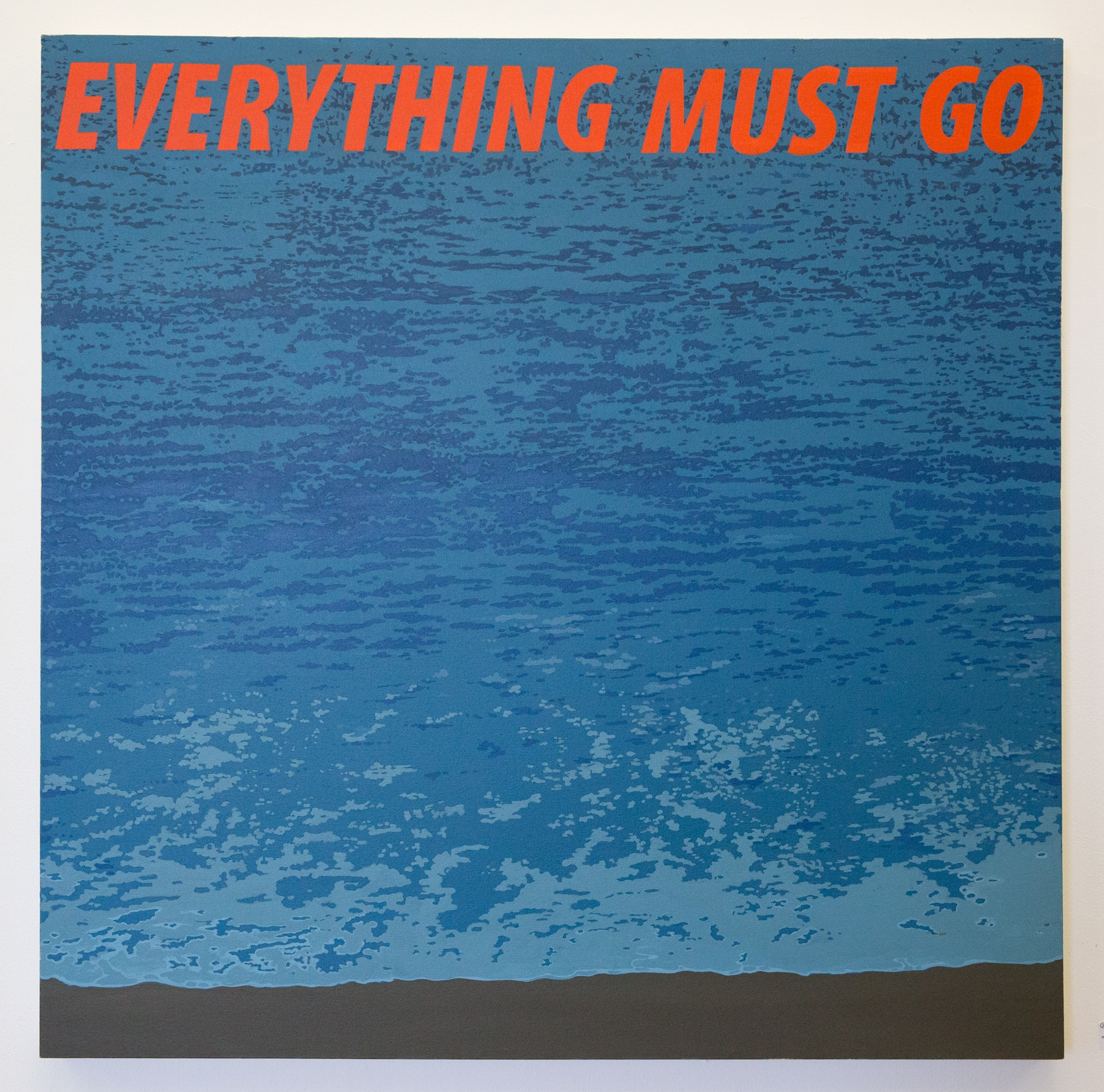 """W. David Powell - """"Everything Must Go"""" For Sale: $1800"""