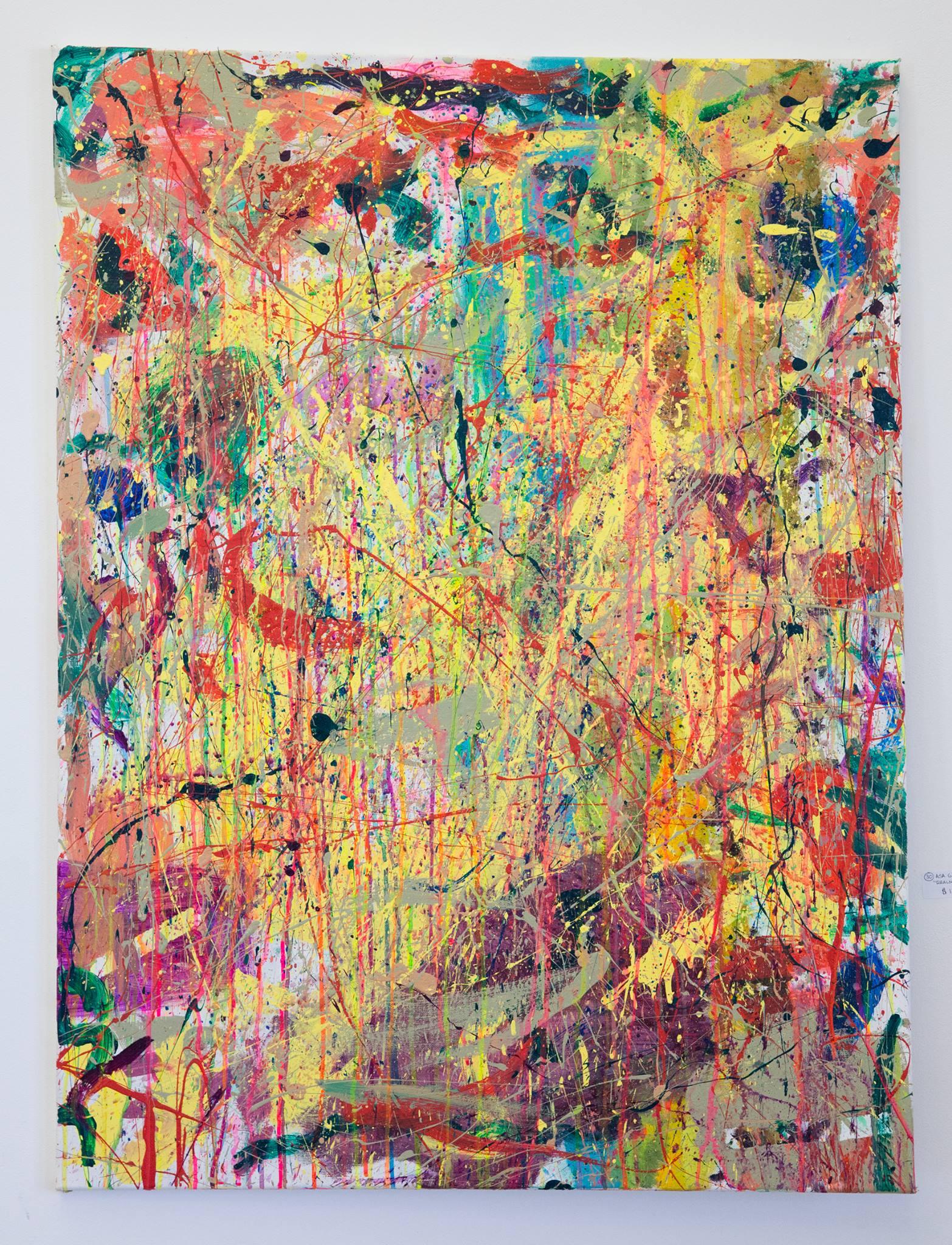 "Asa Garcia-Derbes - ""Dream of Insanity"" For Sale: $120"