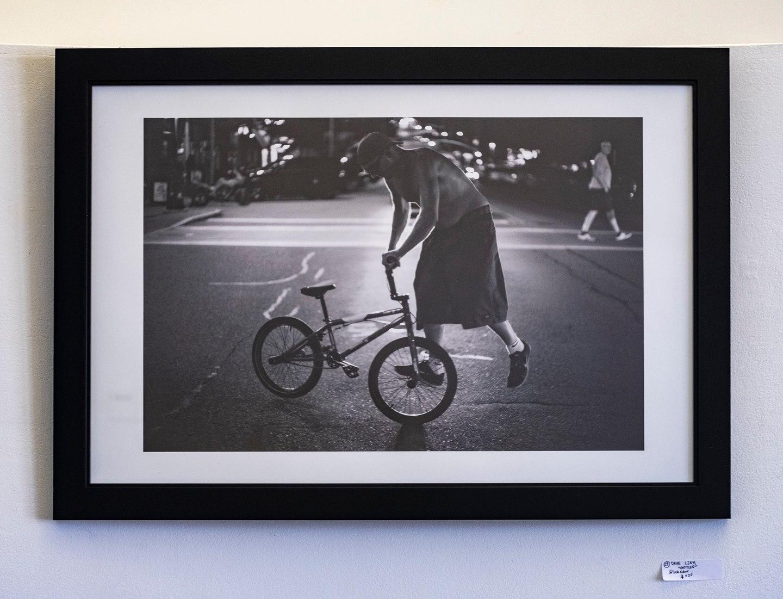 "Dave Link - ""Untitled"" Insta: @link8dave  For Sale: $250"