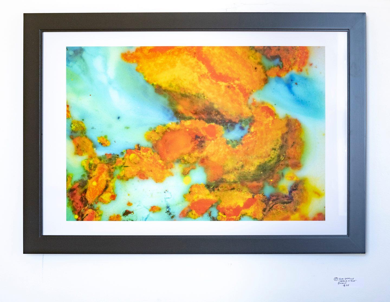 "Nick Gentile - ""Nebula in Milk"" Insta: @nick.vt For Sale: $135"