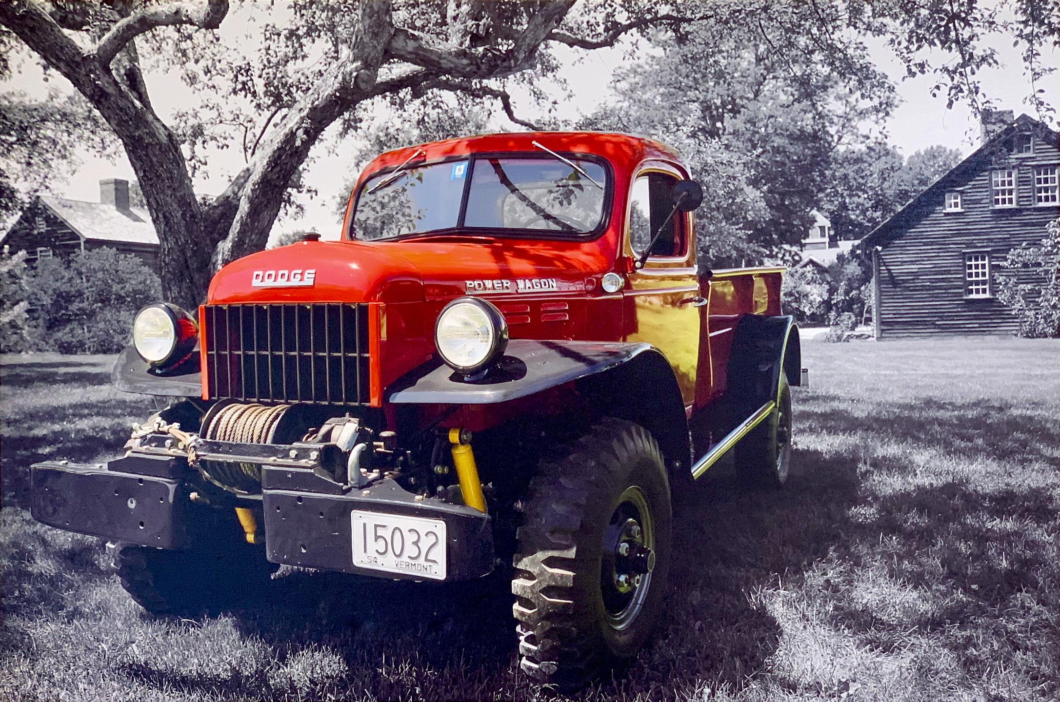 "Rik Carlson - ""Power Wagon"" For Sale: $450"