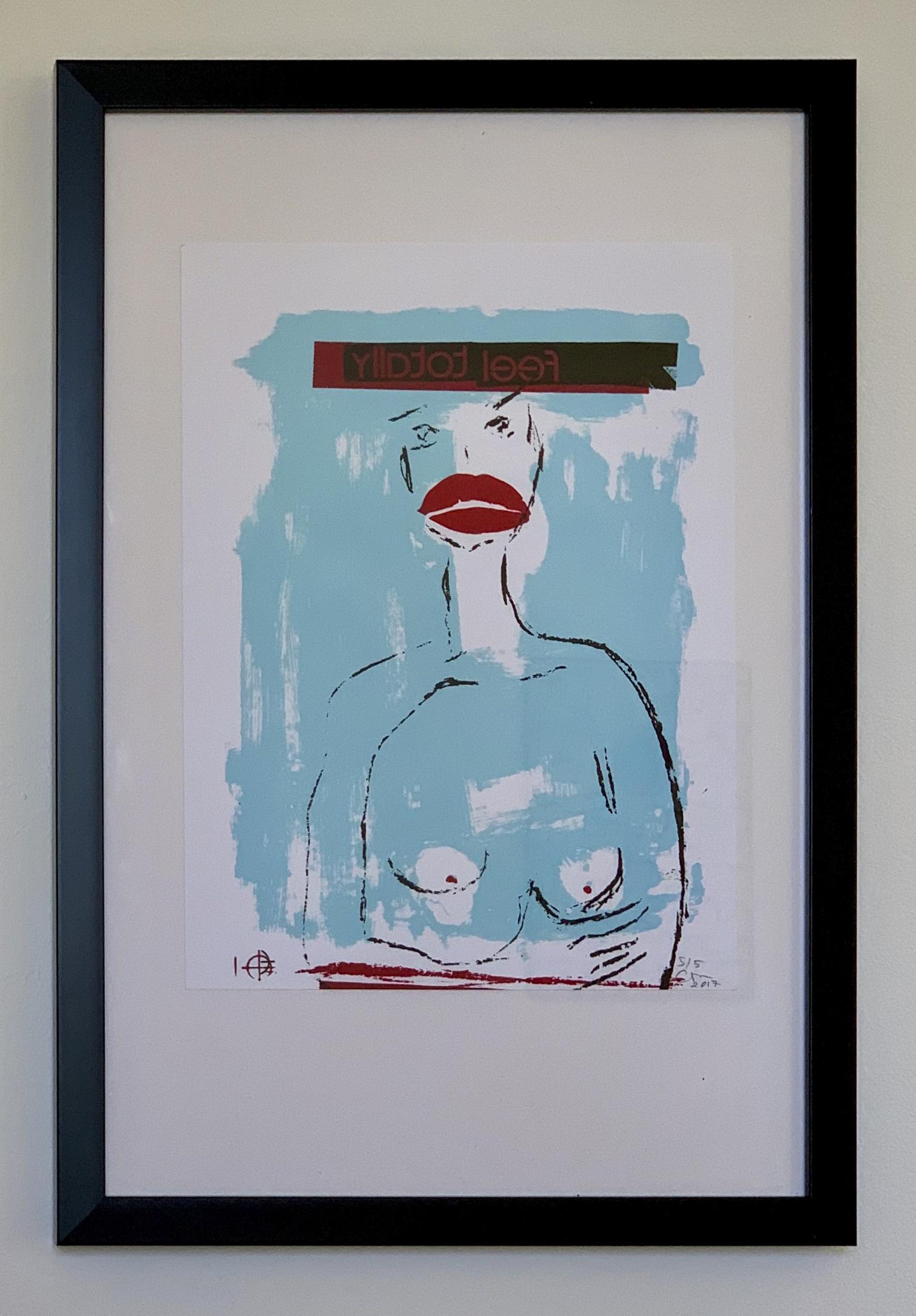 "Erika Senft Miller - ""Feel Totally"" Insta: @erikasenftm  For Sale: $115"