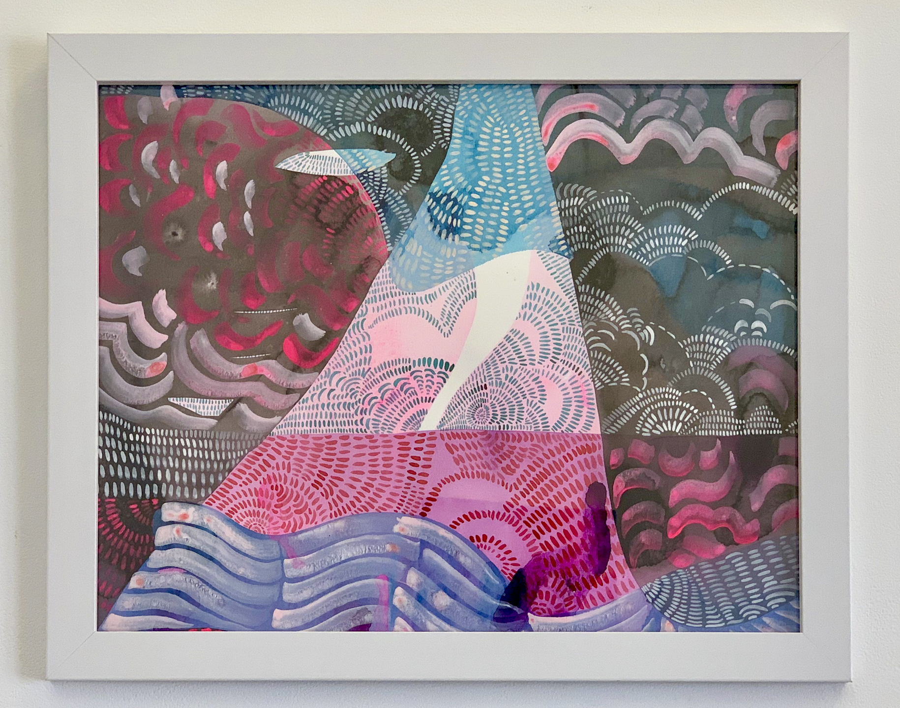 "Wylie Garcia - ""Sundog Over Ocean"" For Sale: $350"