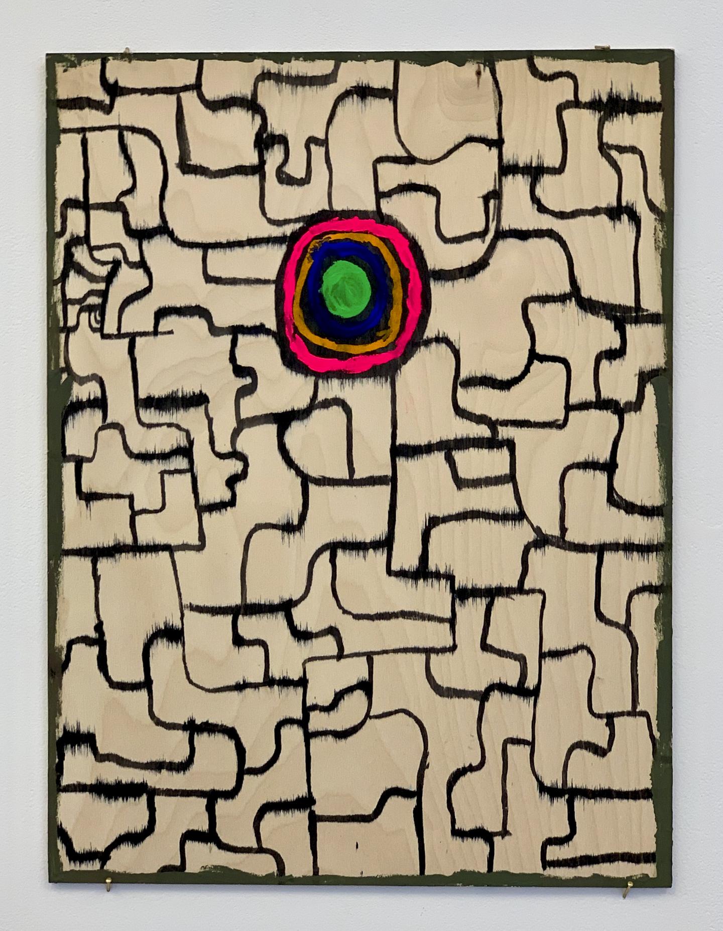 """Asa Garcia-Derbes - """"Light"""" For Sale: $75"""