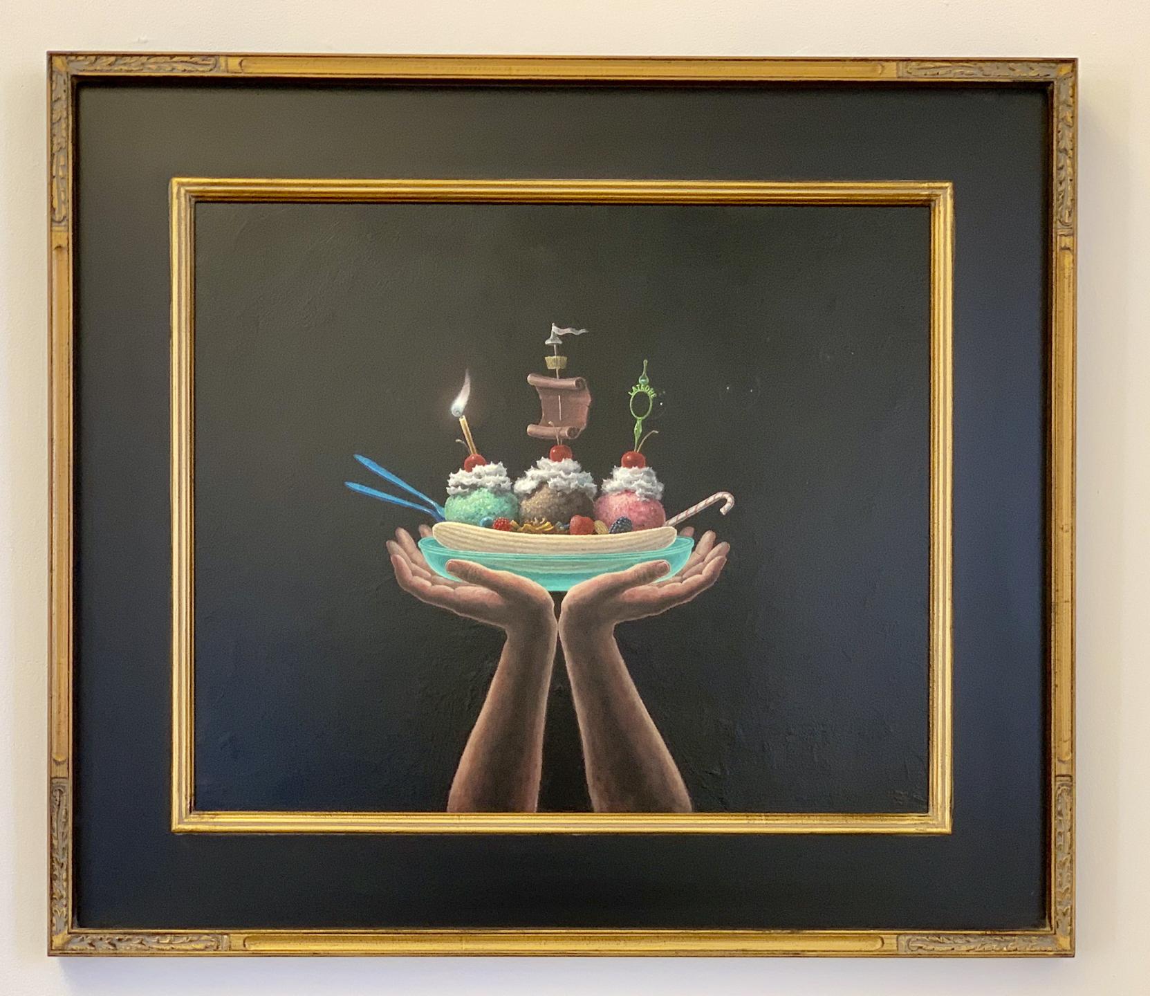 "Paul McMillan - ""Banana Split"" For Sale: $3,800"