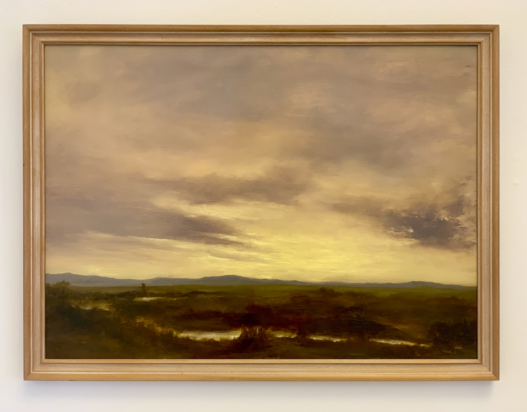 """John Rivers - """"The Dimming of the Day"""" For Sale: $1,800"""