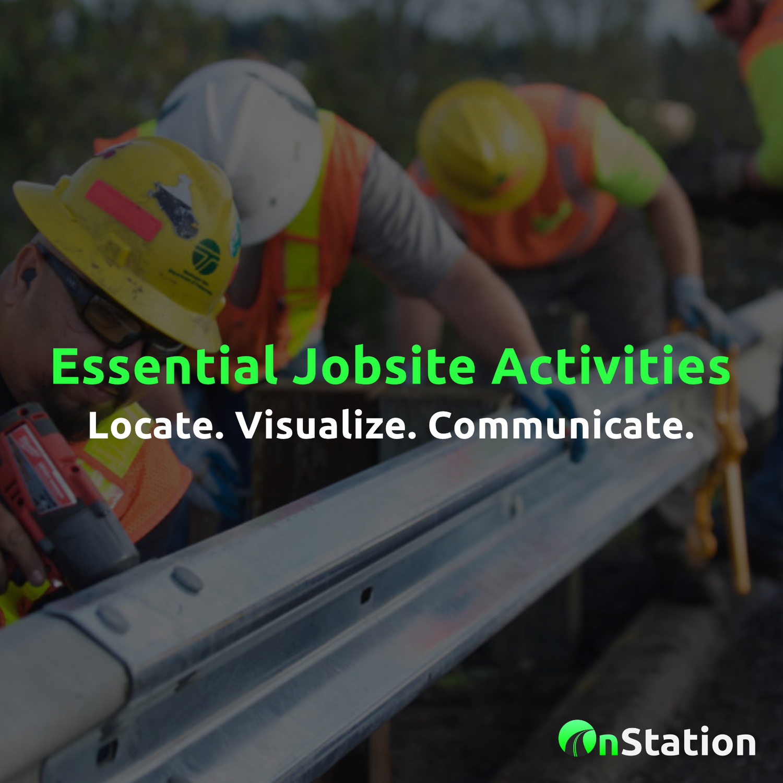 Onstation Road Utility App