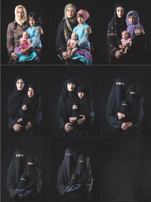 Mother, Daughter, Doll - Boushra Almutawakel