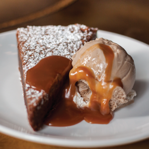 MeNu - decadent desserts and chocolate martinis await you