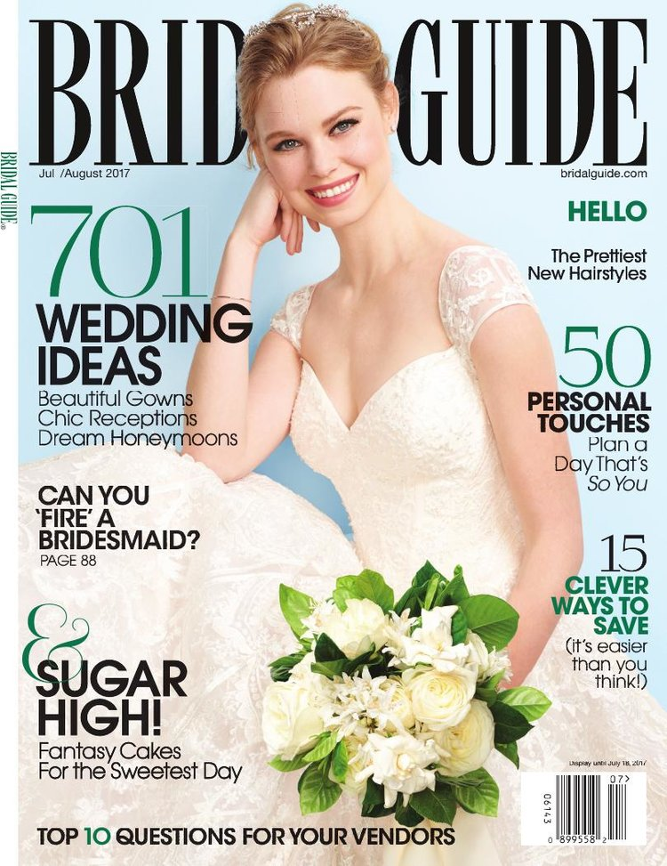 BRIDAL GUIDE MAGAZINE -