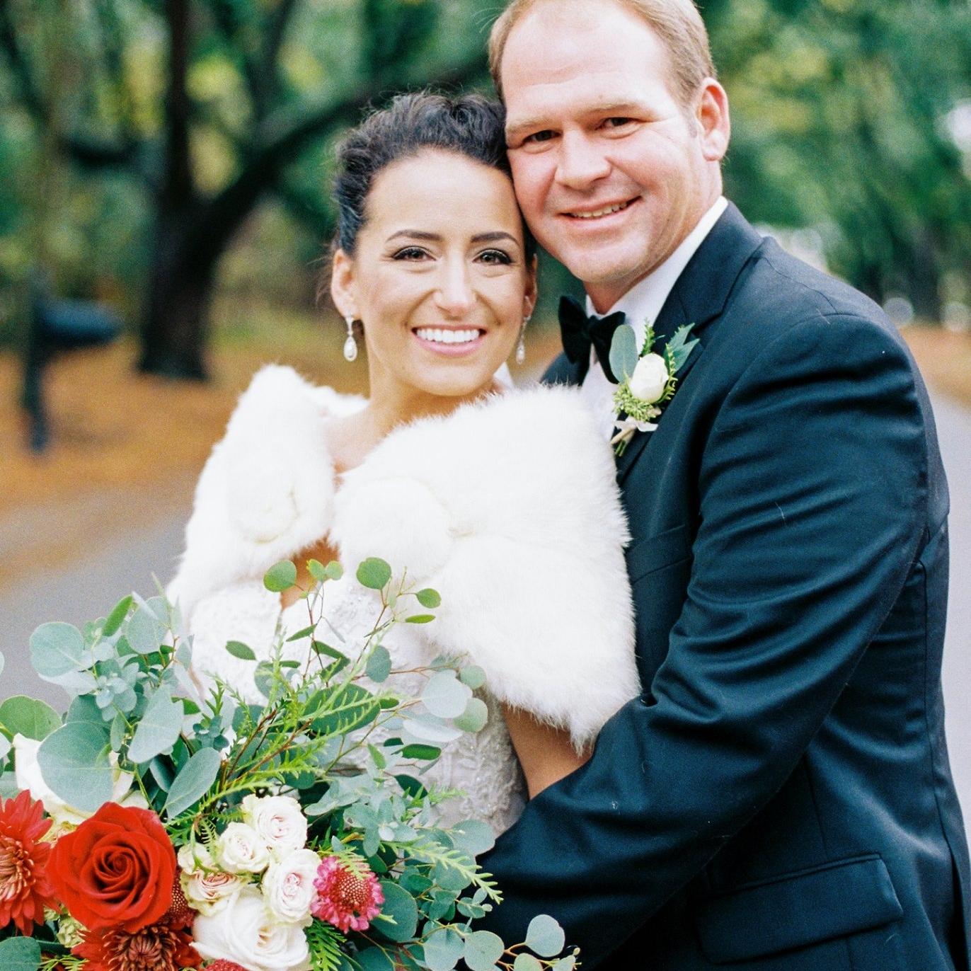 Bridgette and Paul -