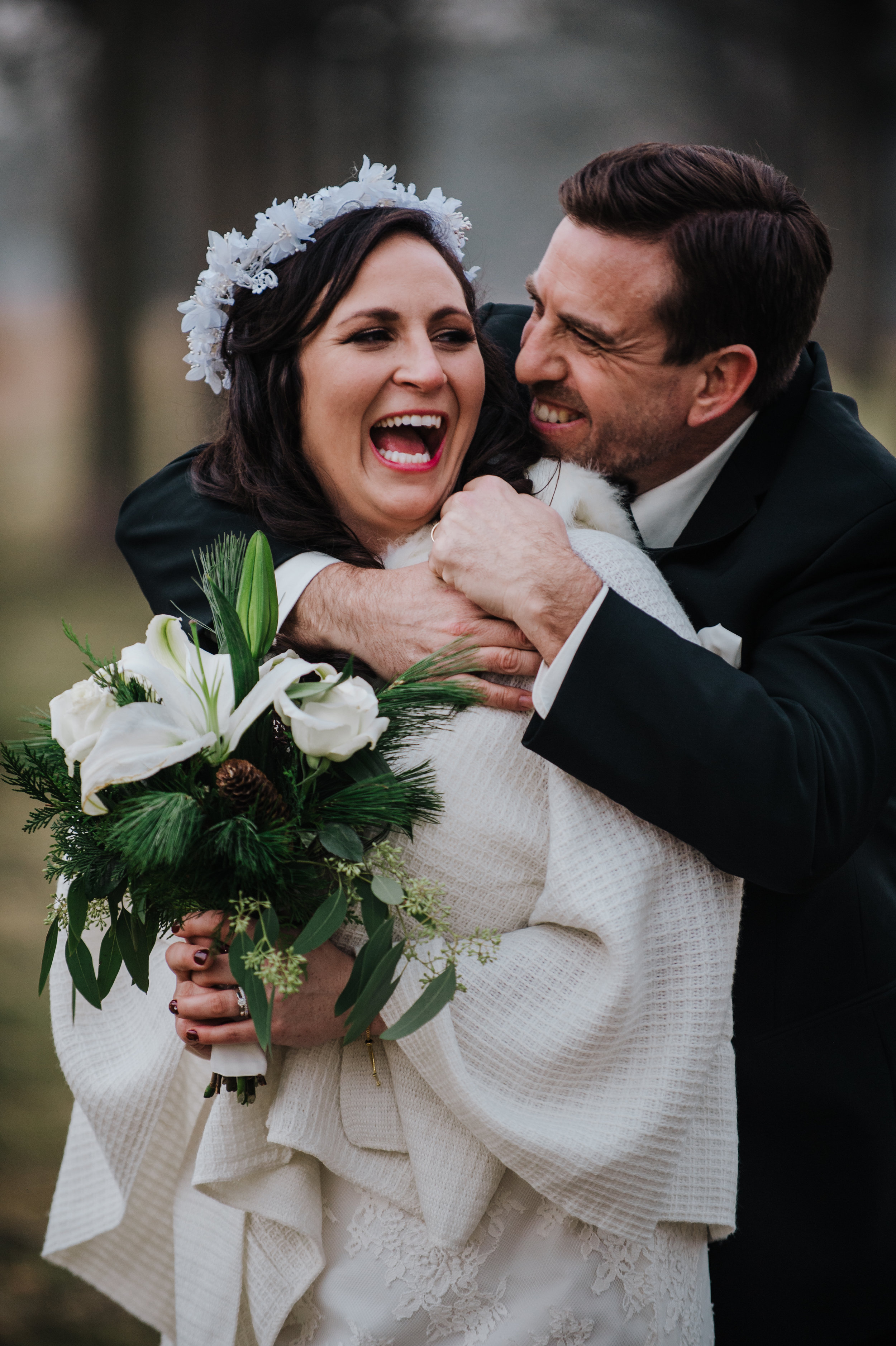 Colleen and Matt \\ St Charles Illinois Wedding