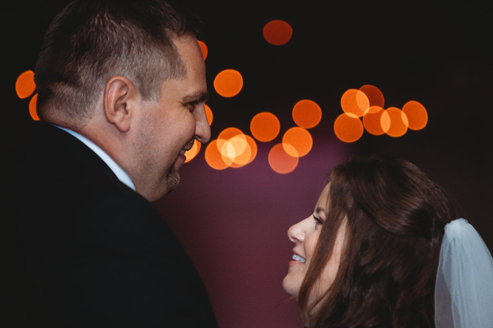 Fortunata and Greg \\ Chicago Illinois Wedding