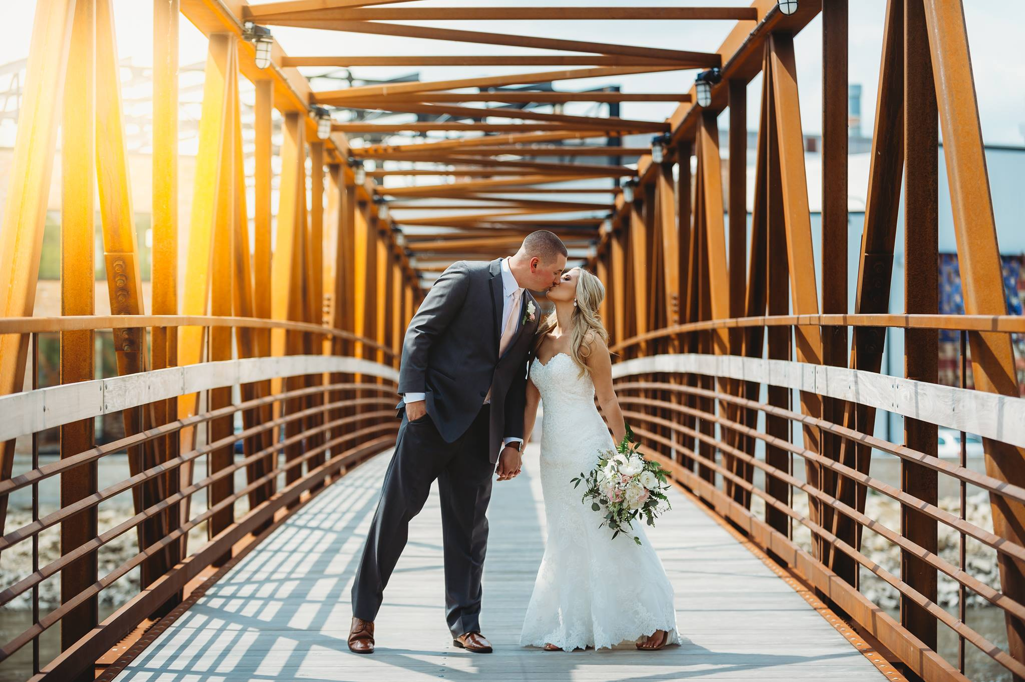 Amy and Grant \\ Beloit Wisconsin Wedding