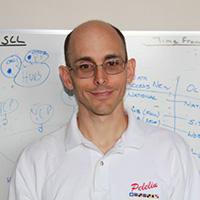 Tim Davis - Senior Applications Programmer/Analyst