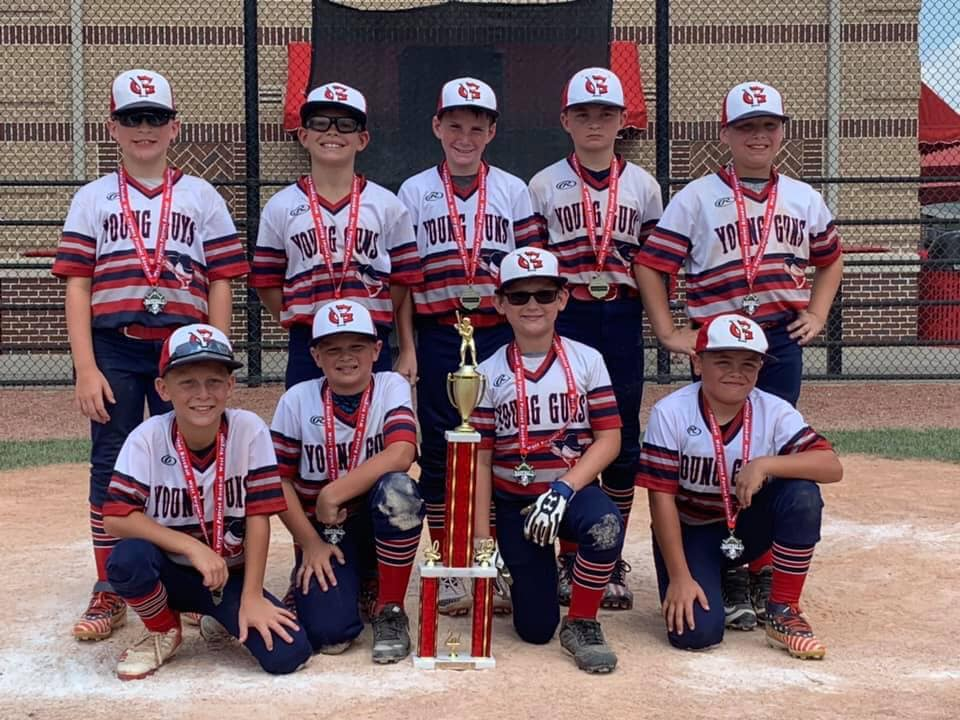 2019 Showdown in the Mountains 10U Runners Up