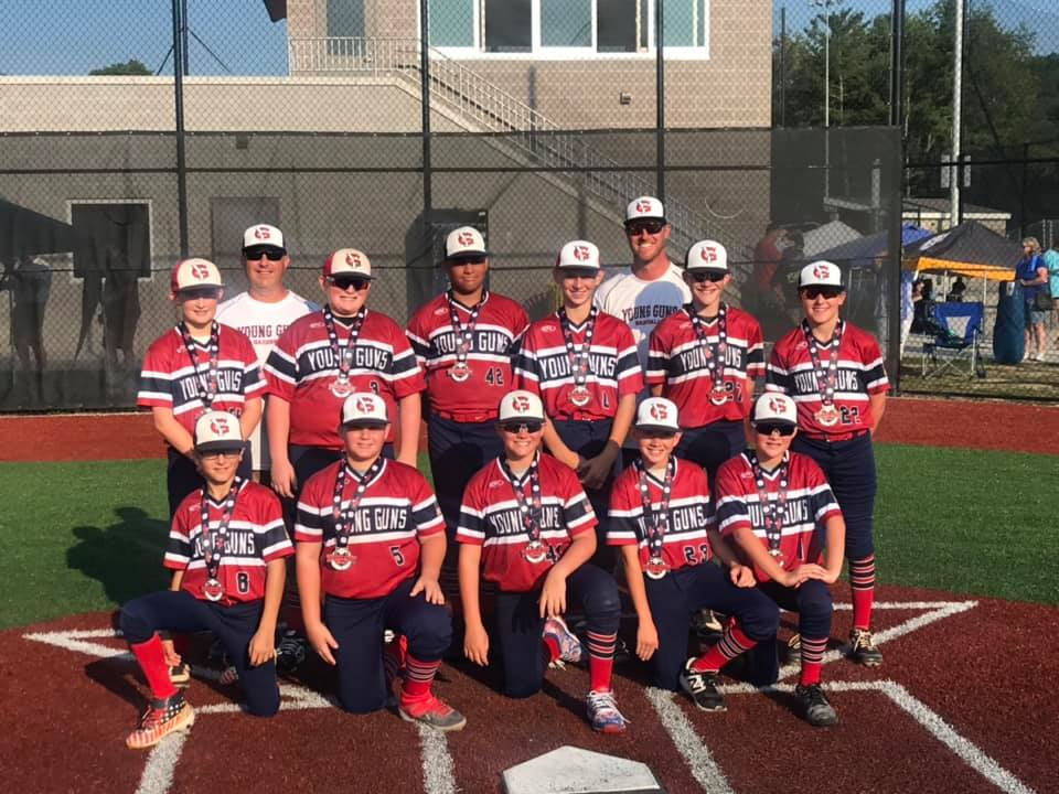 2019 4th Annual Tournament of Champions 12U Runners Up