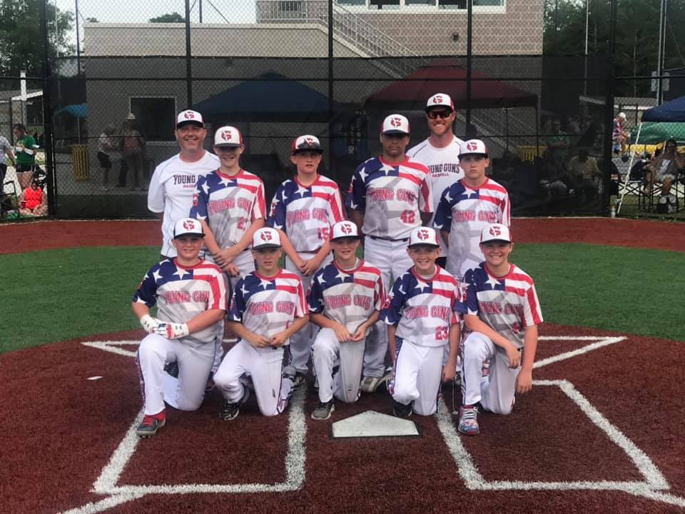 2019 Salute to Service 12U Runners Up