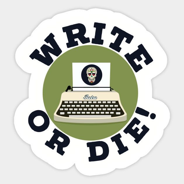 Write or Die - Available on Web