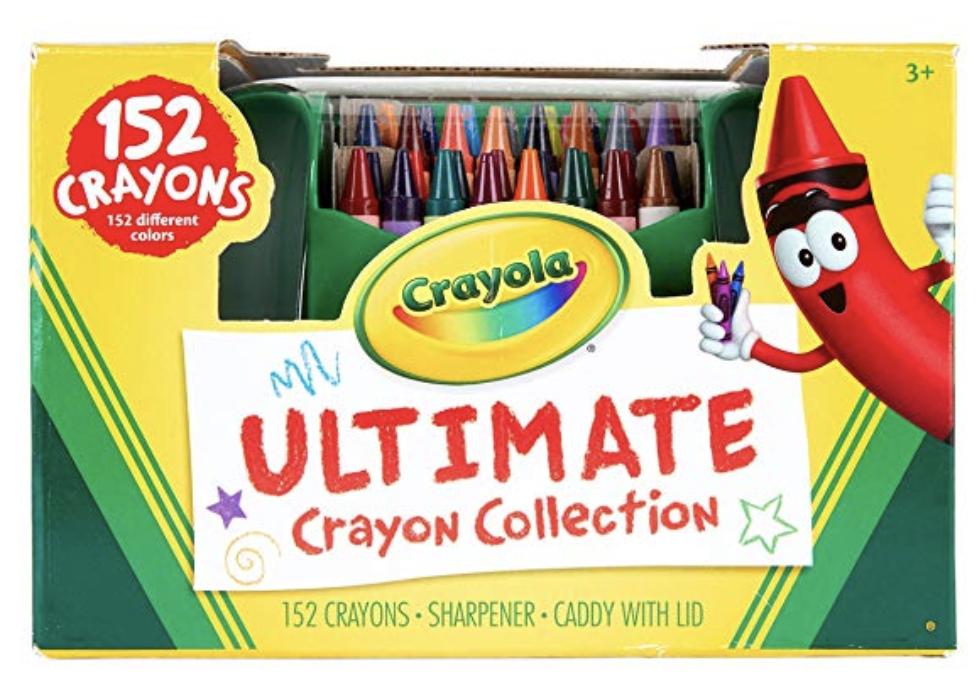 Crayola Ultimate Crayon Collection  • 152 Pieces