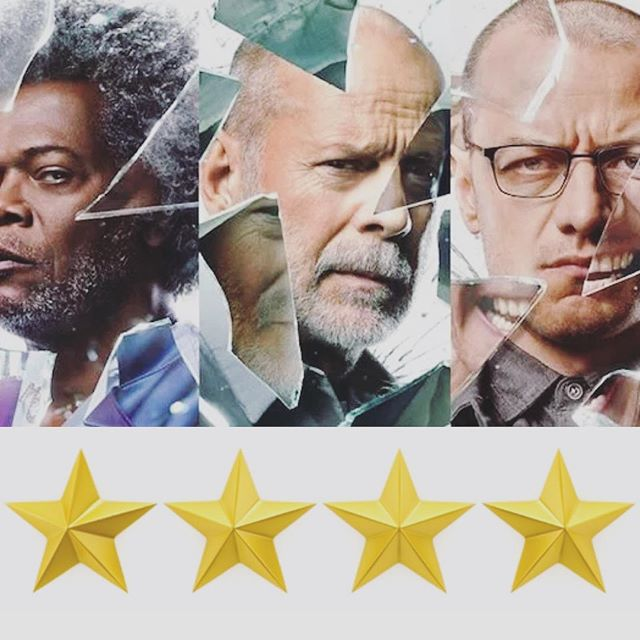 "Our Movie Monthly writers reviewed Glass, the third movie in a thrilling trilogy.🎥🍿 As Ava Welsch and Katelyn Smith said, it's a ""mind-blowing masterpiece"". Check out more details of the review in the link in our bio! #cougarnationnews"