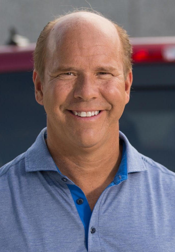 Former Representative and presidential candidate John Delaney.  Picture Credit: johndelaney.com