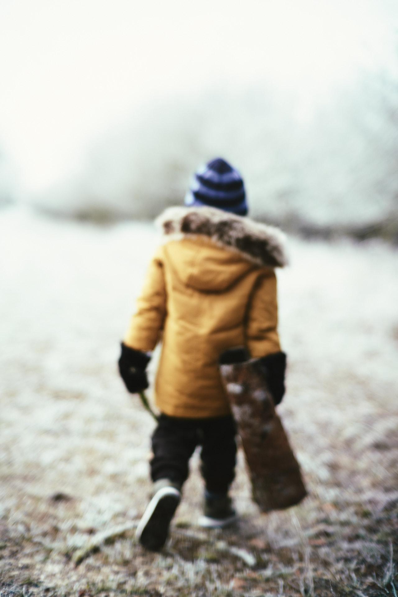 Es war einfach zu kalt… - Noah