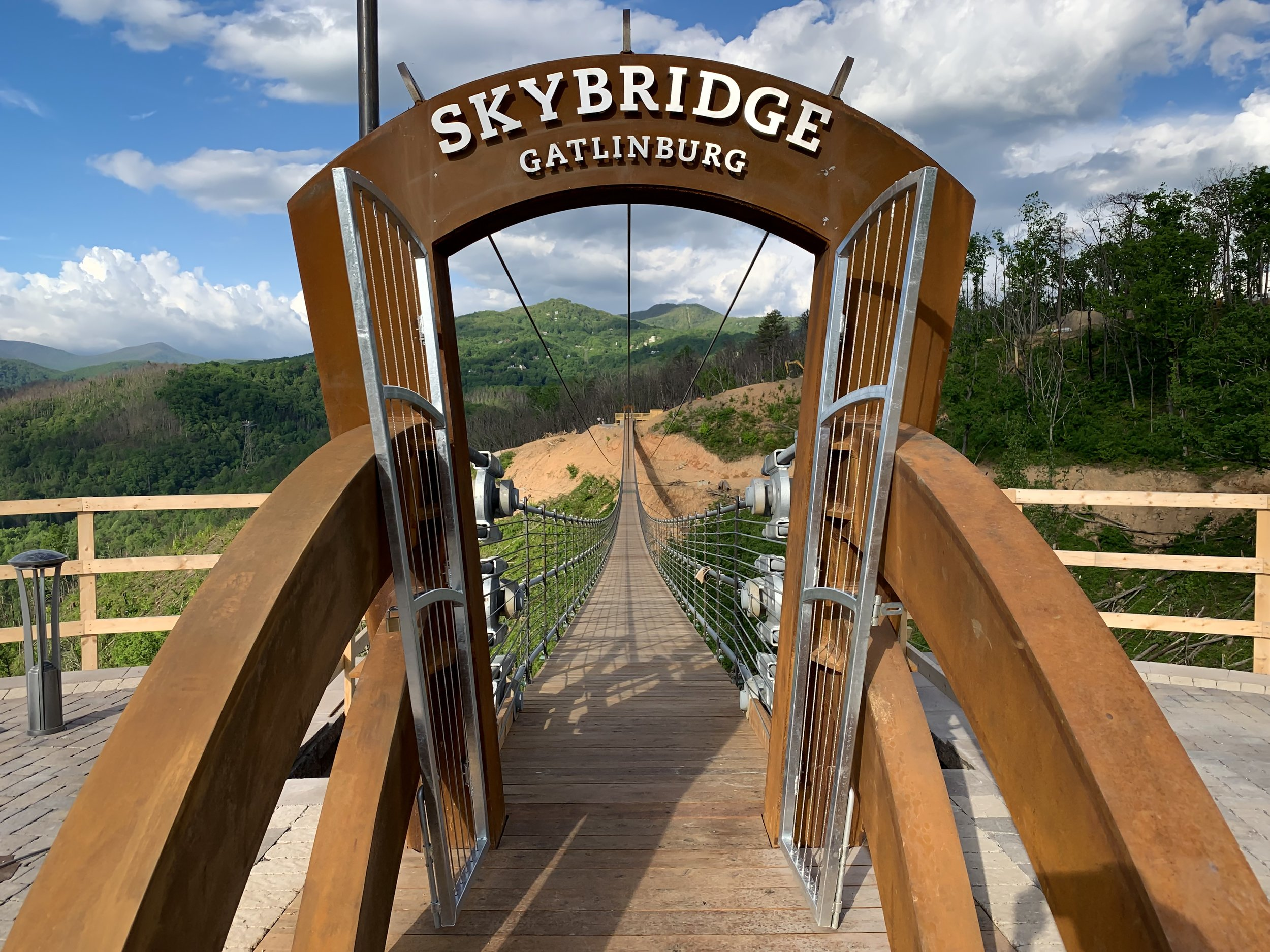 East Gateway - Gatlinburg SkyBridge ERi Experiential ResourcesJPG
