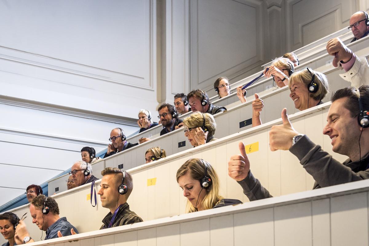 Beheersovereenkomst VRT - Klankverbond neemt de beheersovereenkomst van de VRT onder de loep.(Foto: Sigrid Spinnox)
