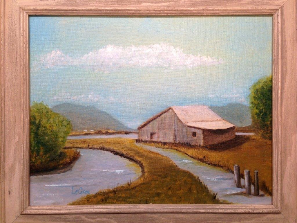 Padilla Bay Barn