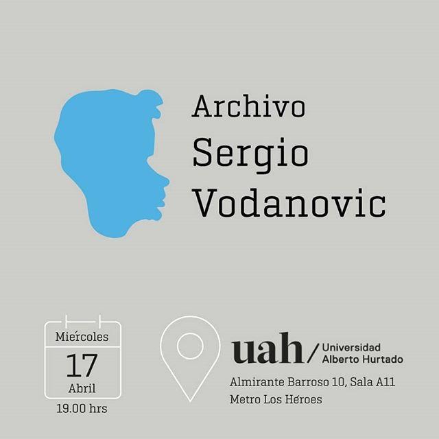 Estamos tan felices de invitarles al lanzamiento de nuestra página web!! 🥂 #archivos  #teatrochileno  #archivosdeautor  #archivosdeartesescenicas  #generaciondel50  #sergiovodanovic