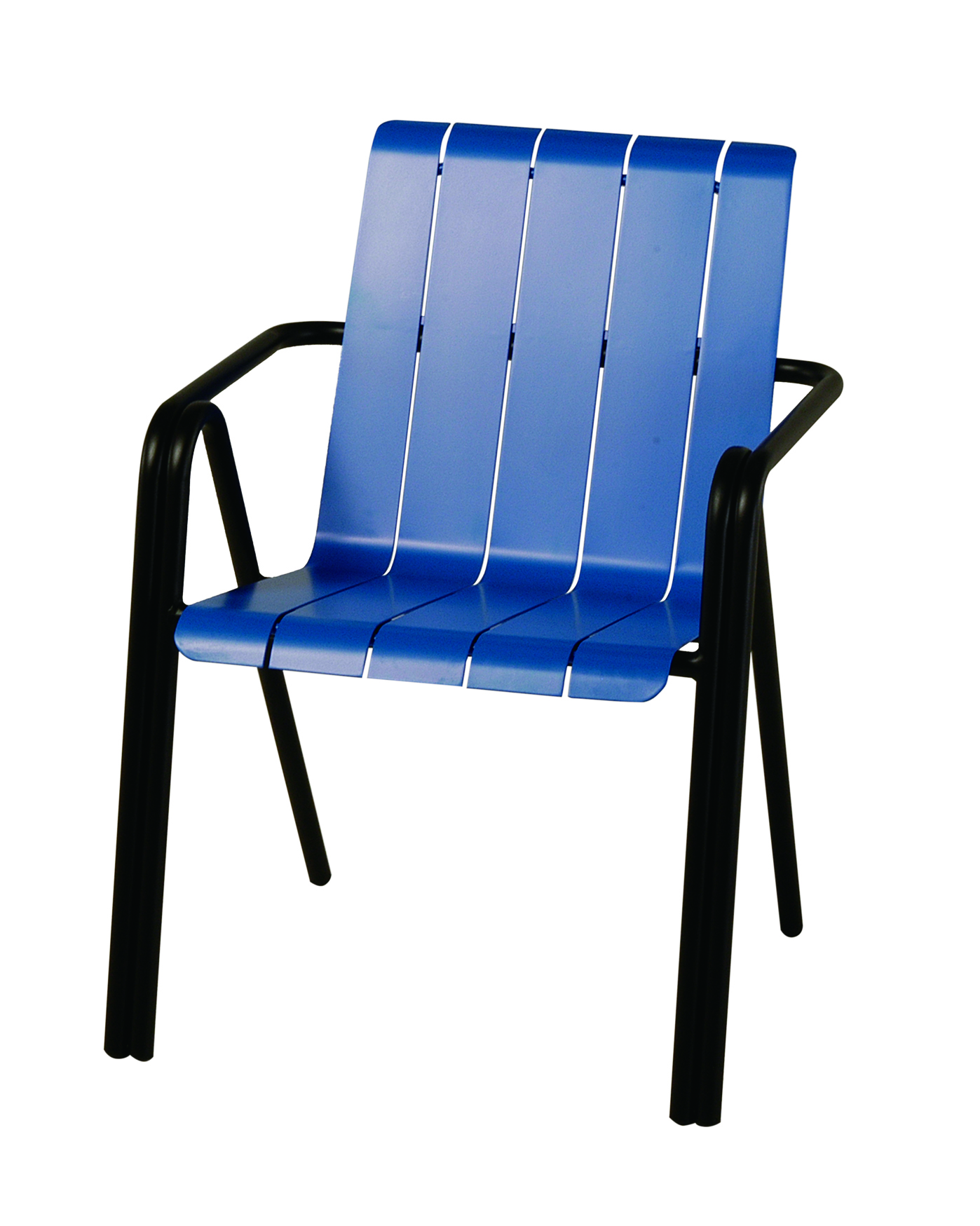 Impression dining chair in light blue