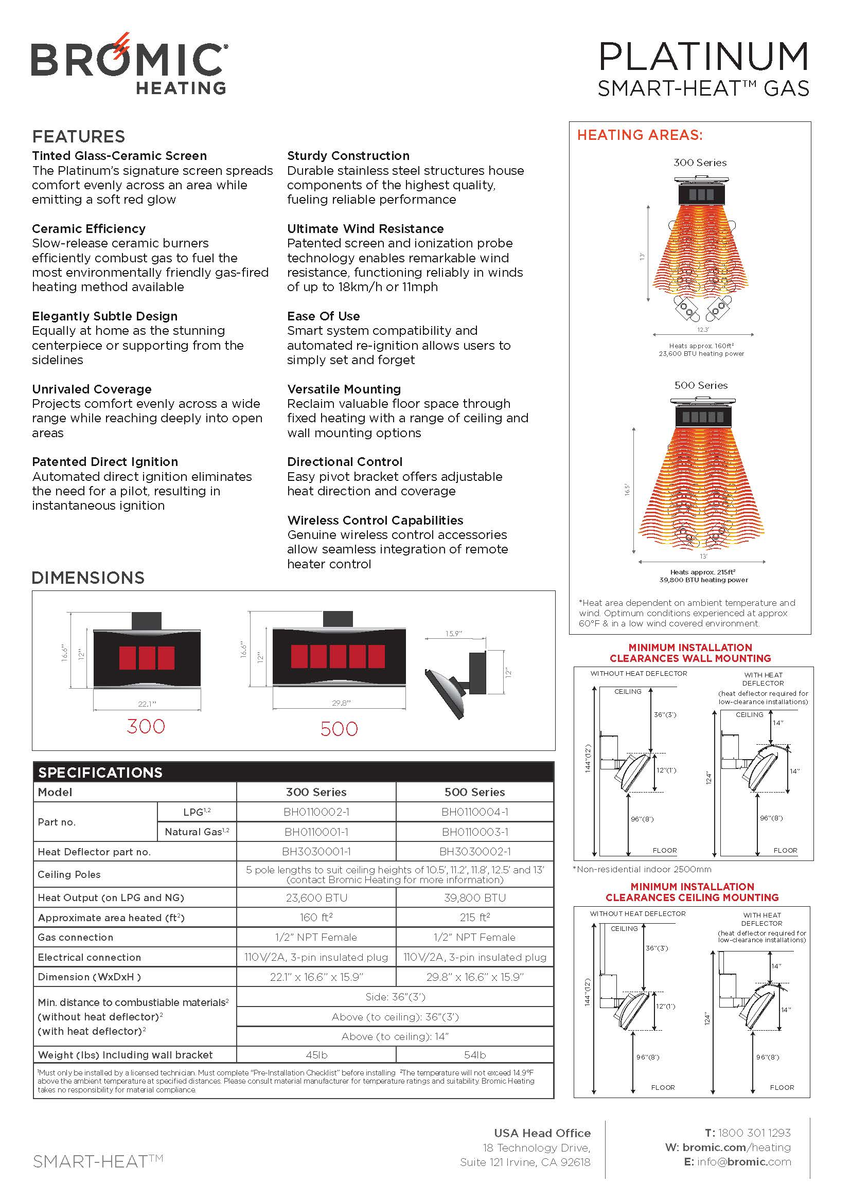 Bromic Heater Information Page 23