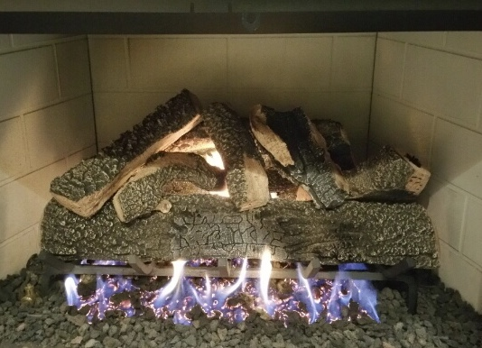 "Exclusive 30"" set of Yard Oak Logs"